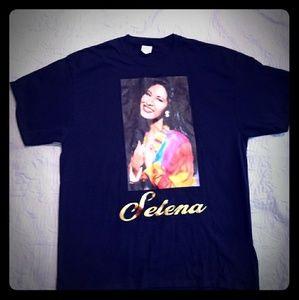 Selena Men's Iron made Selena t-shirt
